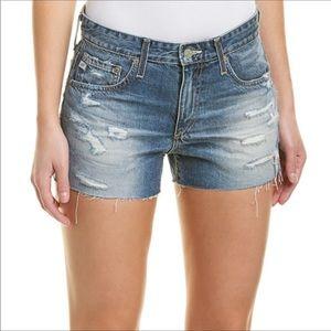 AG The Bryn Ex-boyfriend Cut Off Shorts Size 30R